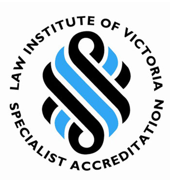 VIC Accredited Specialist logo